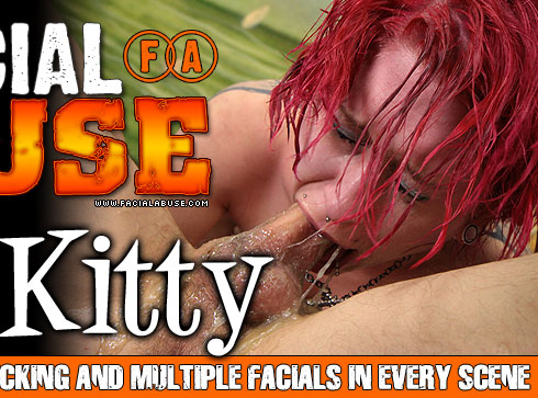 Facial Abuse Metal Kitty Video